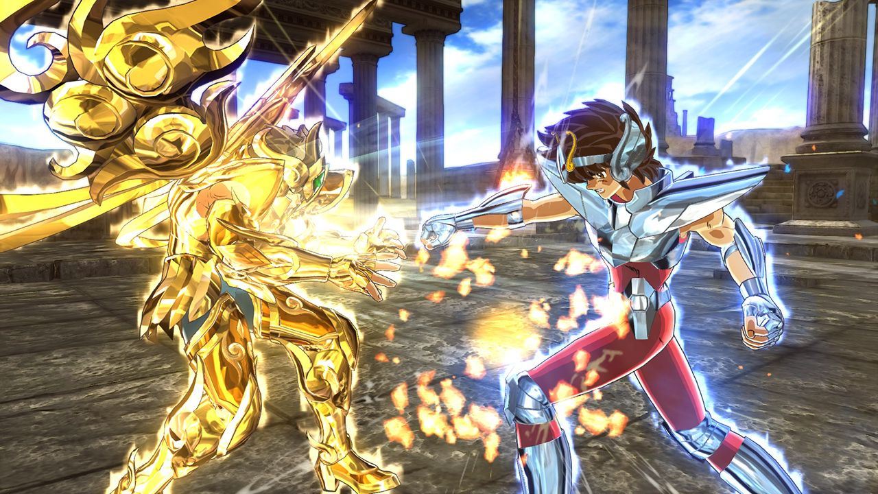 speciale Level Up 2015 - Da Saint Seiya Soldiers' Soul e Project X Zone 2