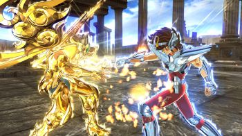 Level Up 2015 - Da Saint Seiya Soldiers' Soul e Project X Zone 2