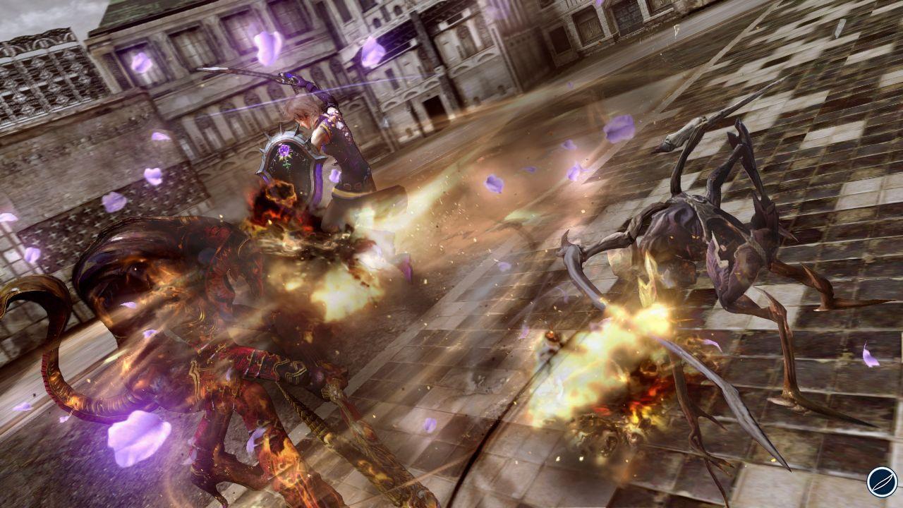 hands on Lightning Returns: Final Fantasy XIII