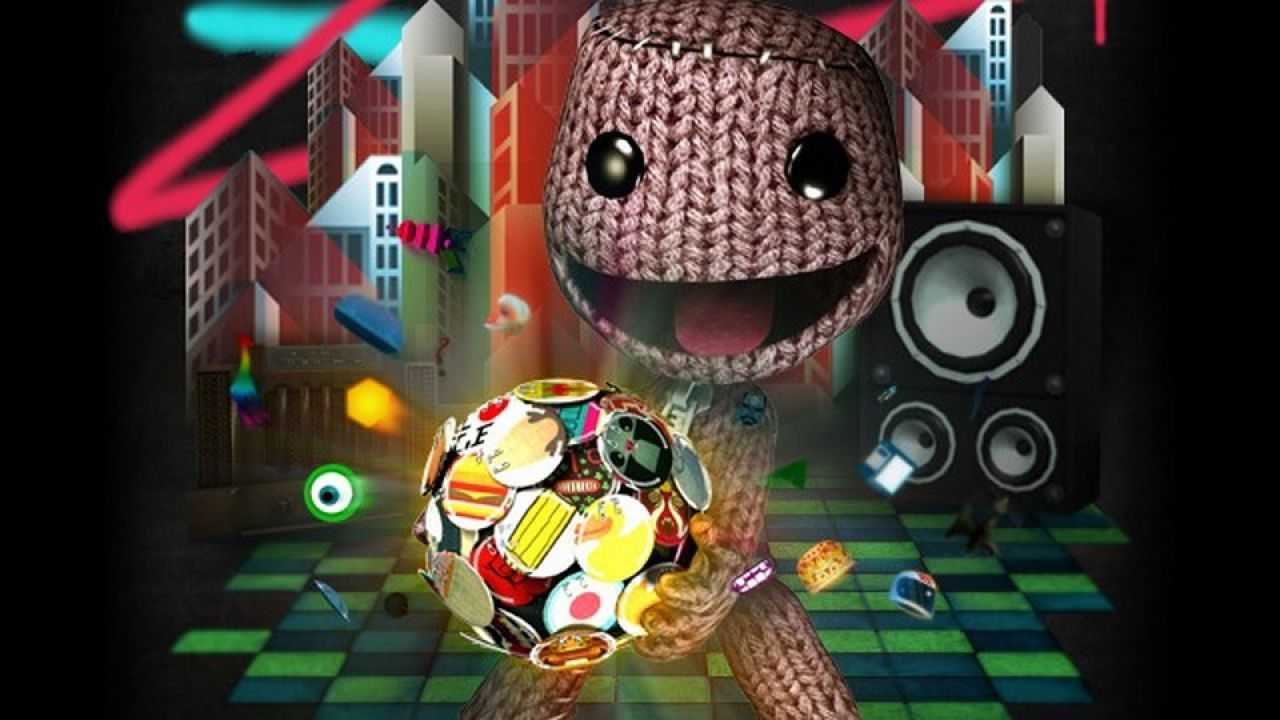 anteprima Little Big Planet 2 Cross Controller Pack