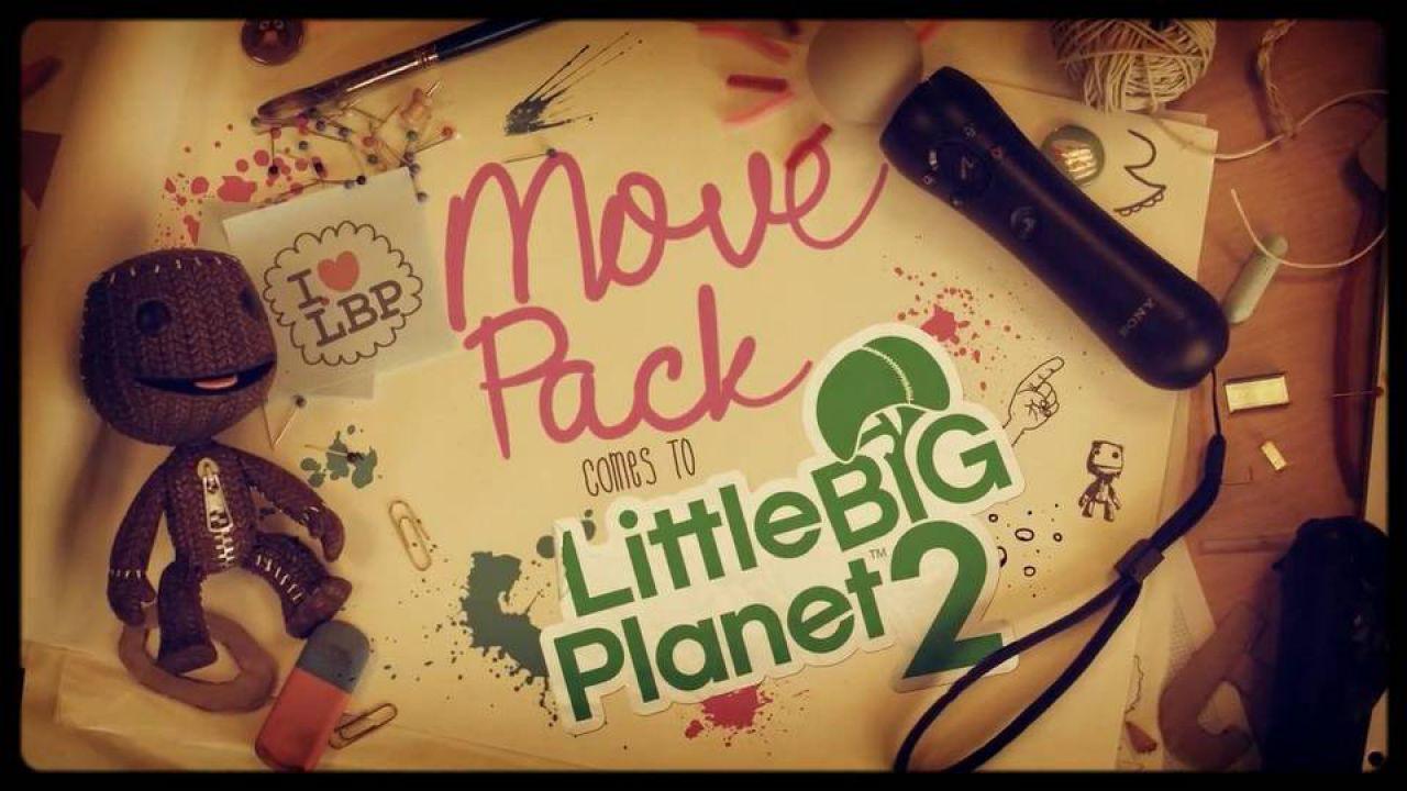 hands on Little Big Planet 2