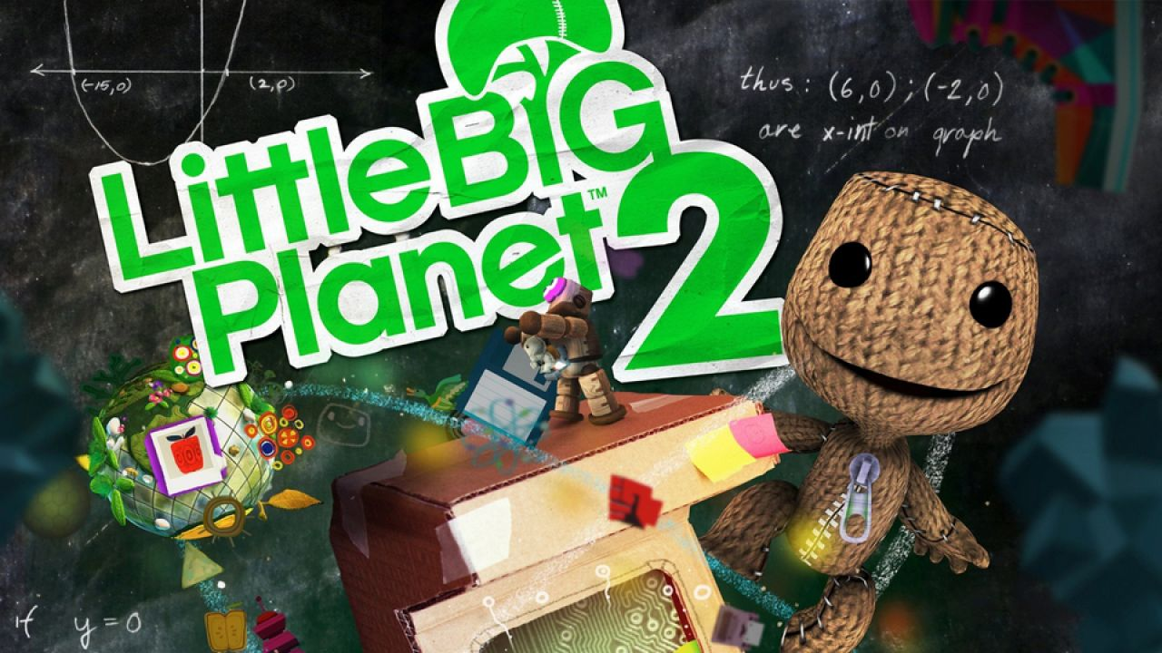 hands on Little Big Planet 2
