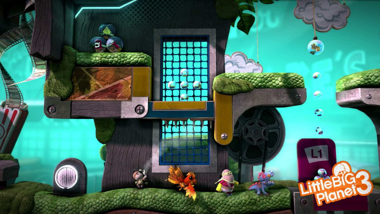 provato Little Big Planet 3