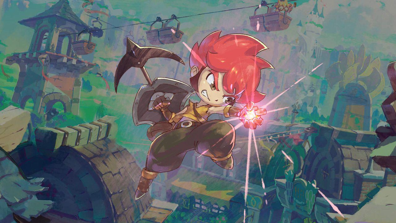recensione Little Town Hero Recensione: il GDR di Game Freak arriva anche su Xbox One