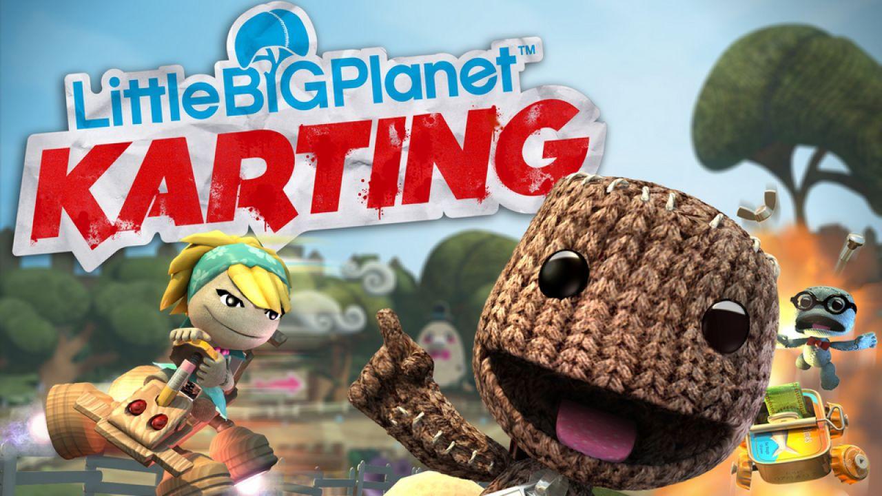 recensione LittleBigPlanet Karting