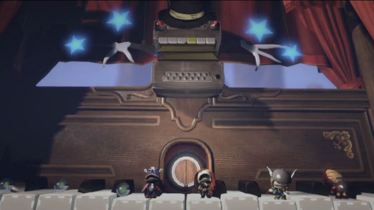hands on LittleBigPlanet Vita