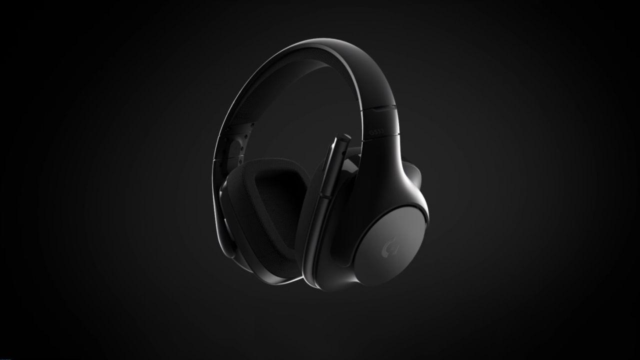 Logitech G533 Recensione  cuffie gaming wireless con audio 7.1 DTS  Headphone X 6570bee3c3cf