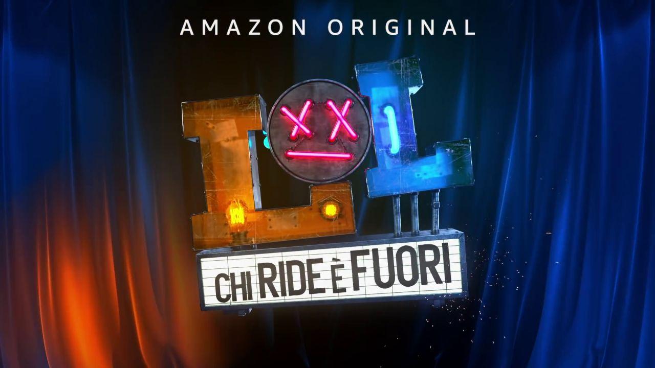 LOL: la nuova serie di Amazon con Frank Matano e i The Jackal