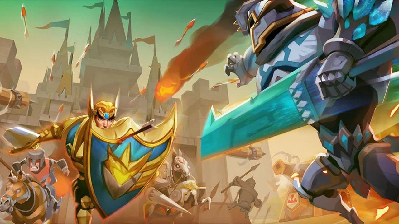 speciale Lords Mobile: nuovo aggiornamento Arena del Drago con tante novità
