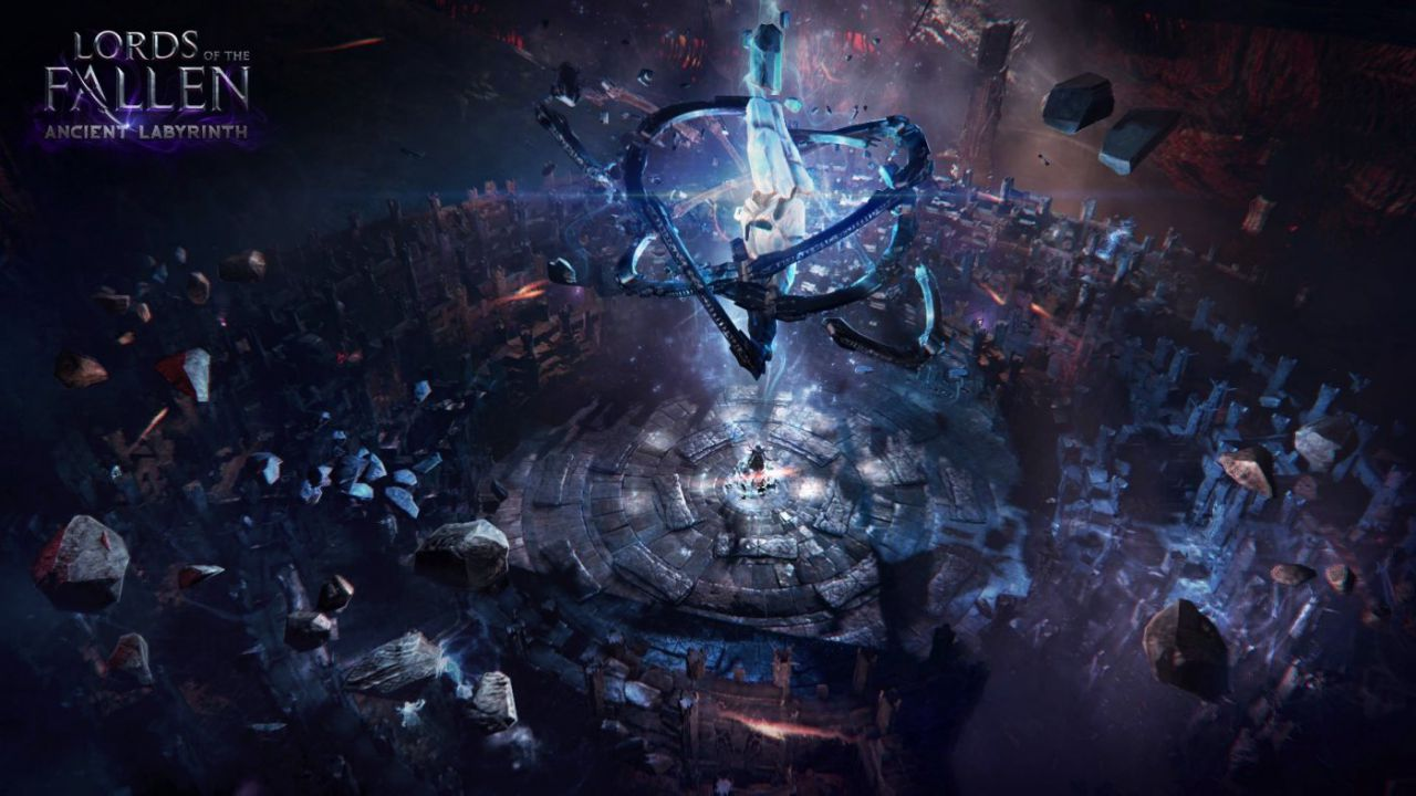 anteprima Lords of the Fallen