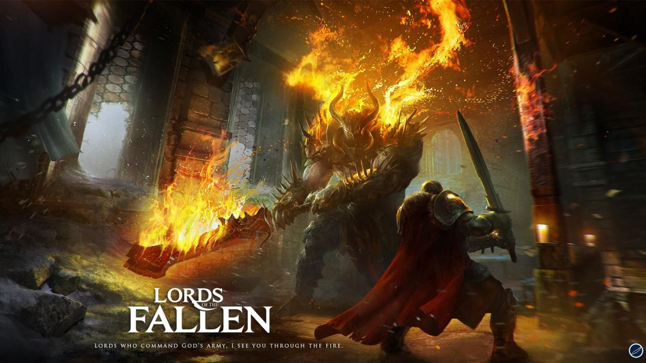 hands on Lords of the Fallen
