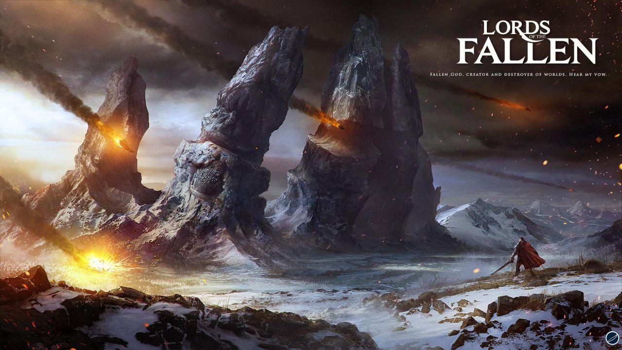 provato Lords of the Fallen