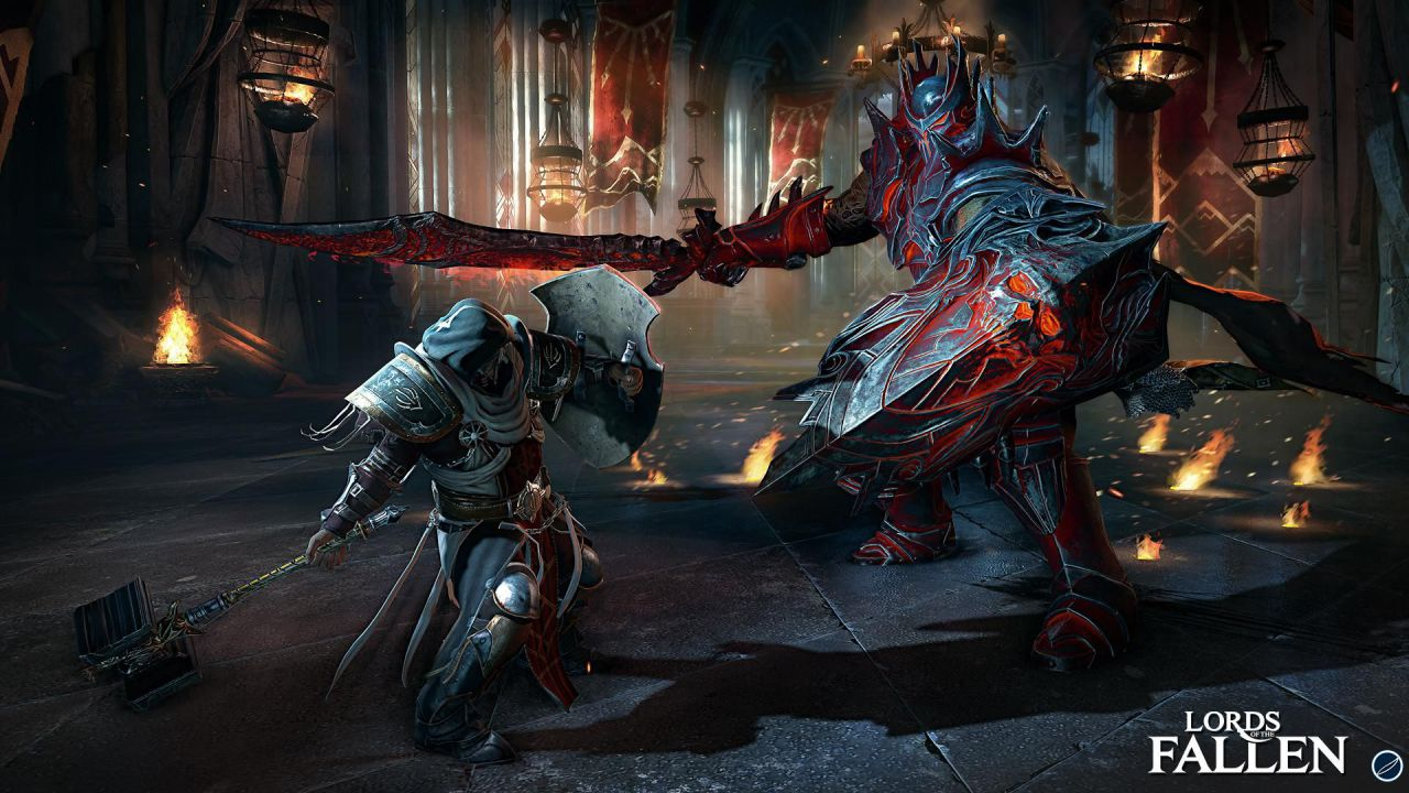 provato Lords of the Fallen
