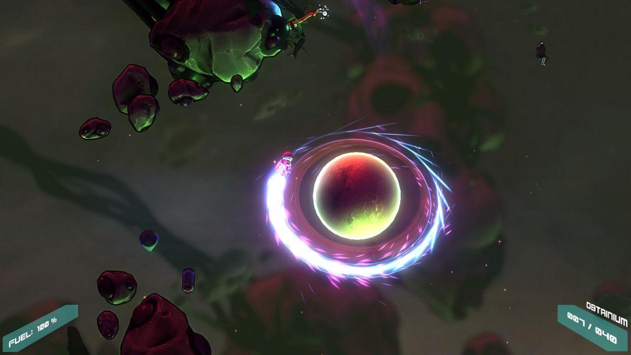 recensione Lost Orbit