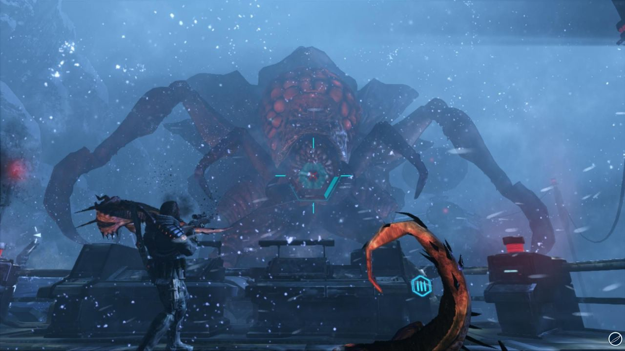 hands on Lost Planet 3