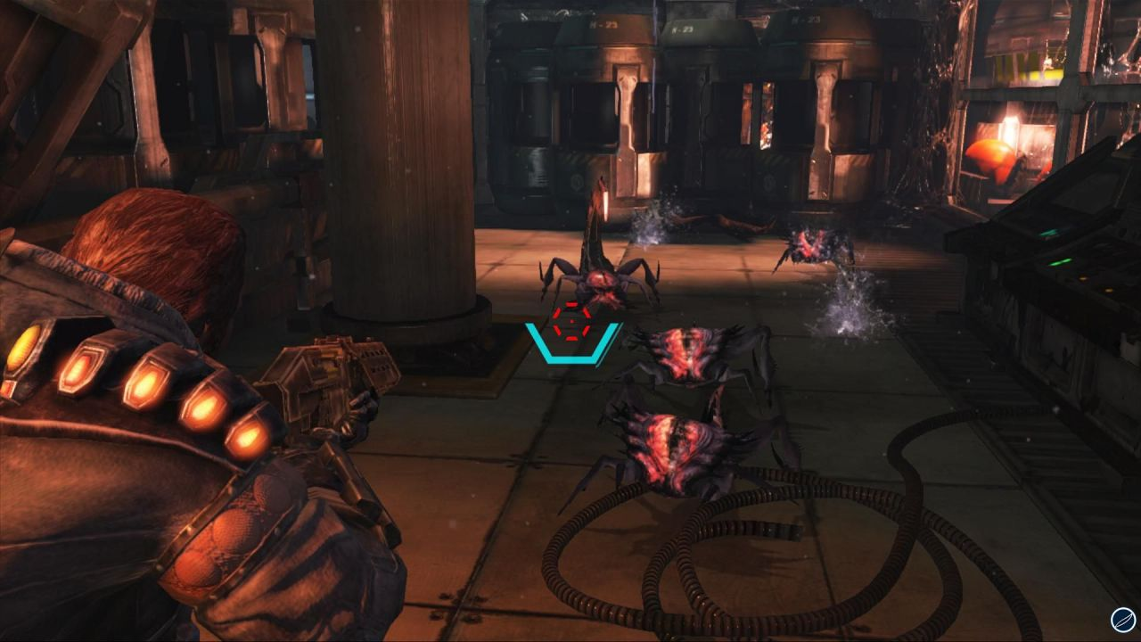 hands on Lost Planet 3 - Multiplayer
