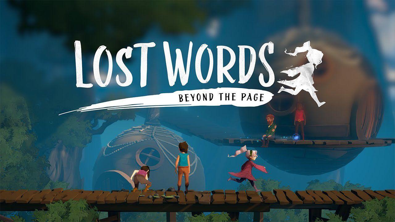 Lost Words Beyond The Page Recensione: un platform magico e toccante