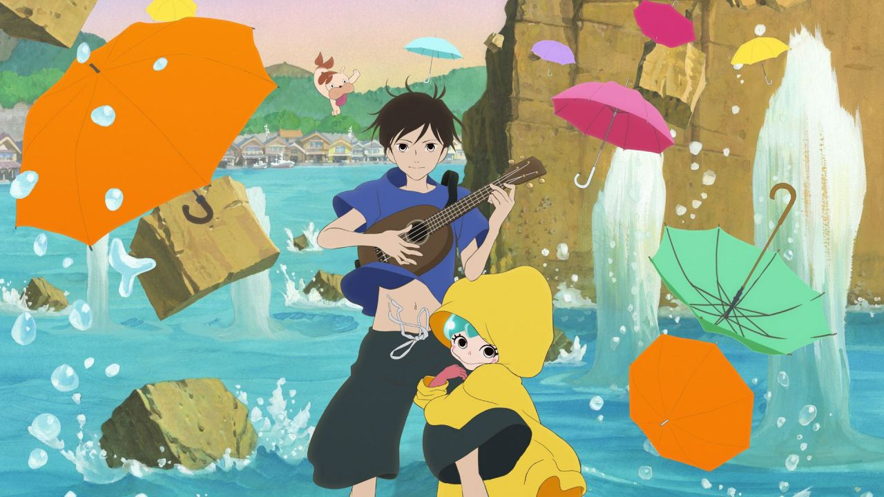 recensione Lu e la città della sirene, la recensione del nuovo film di Masaaki Yuasa
