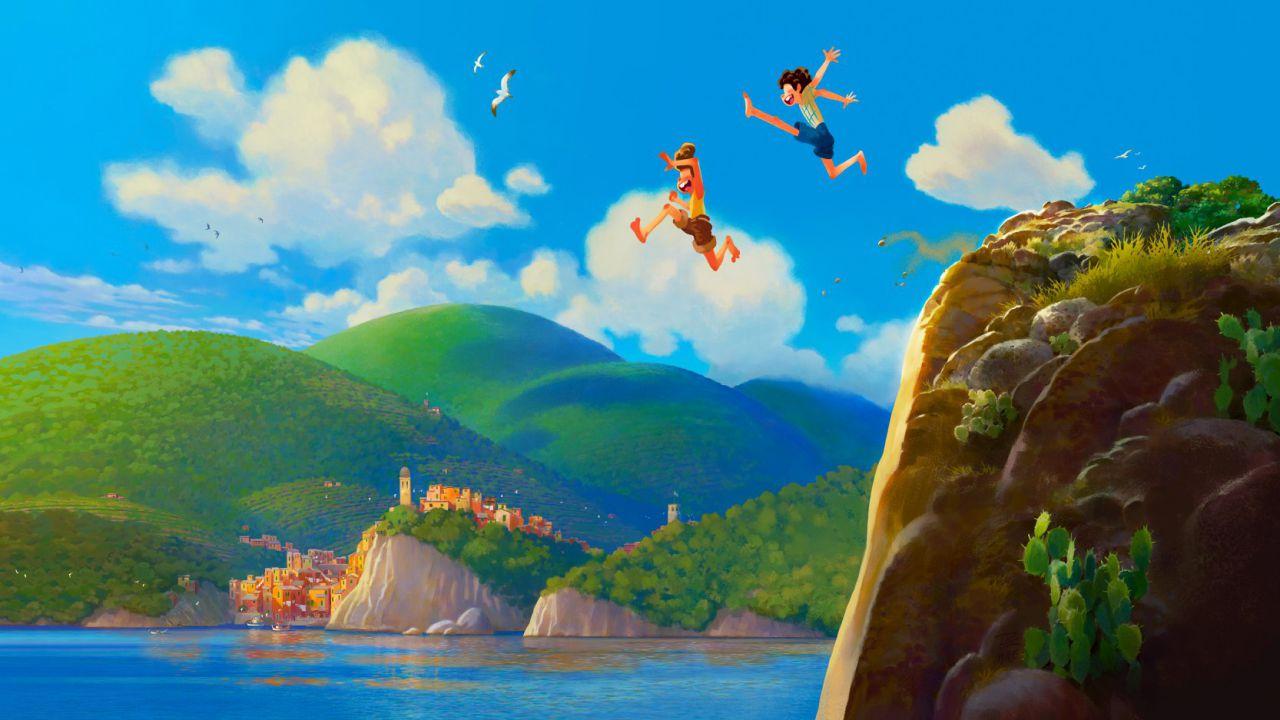 Luca, la svolta tutta italiana della Pixar