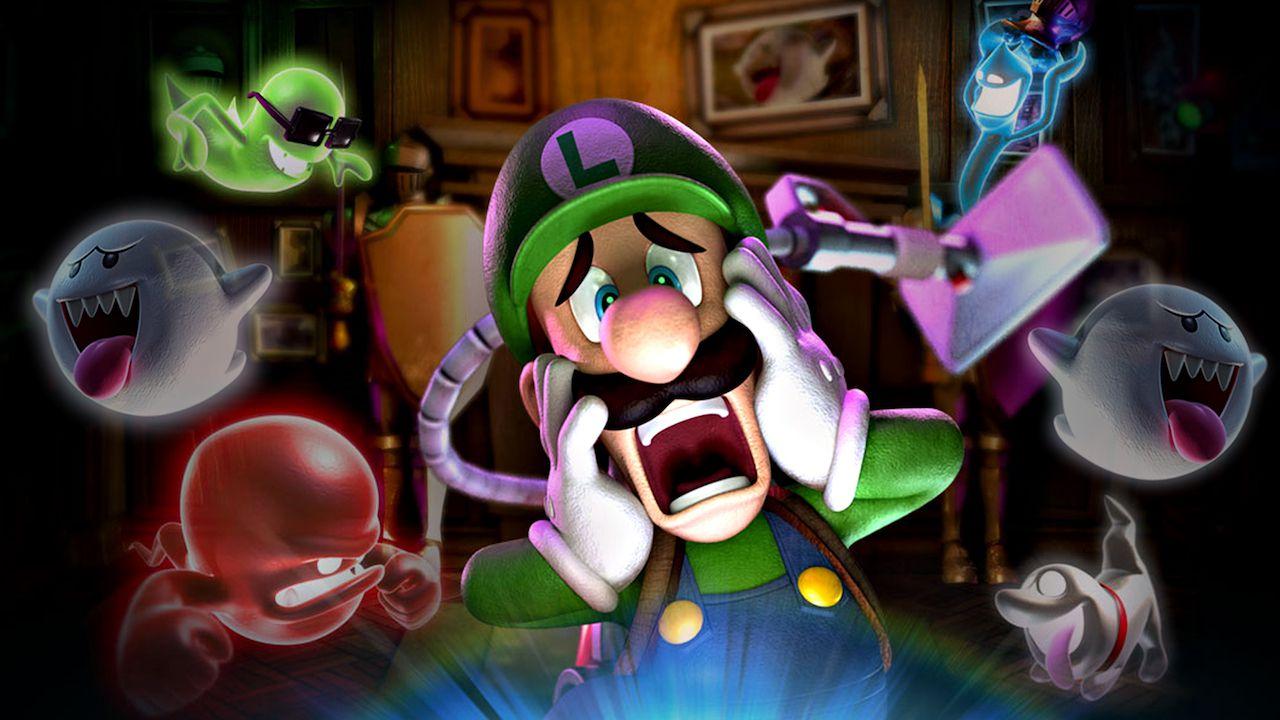 provato Luigi's Mansion 3DS: alla ricerca di Mario tra brividi e paura