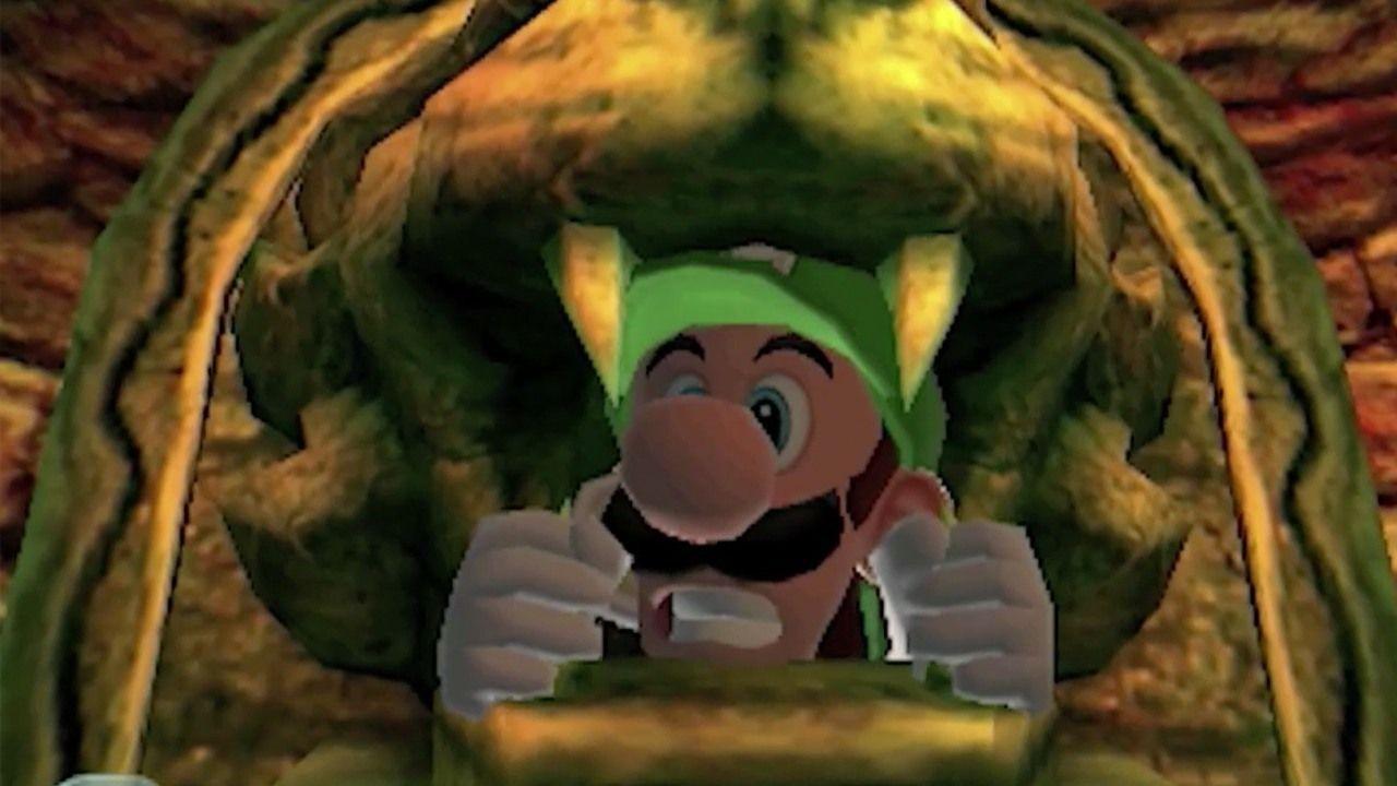 anteprima Luigi's Mansion: il classico per GameCube torna su Nintendo 3DS