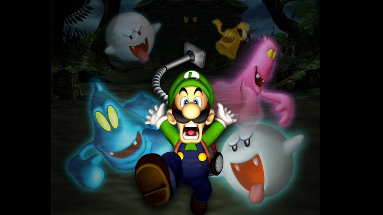 hands on Luigi's Mansion Dark Moon