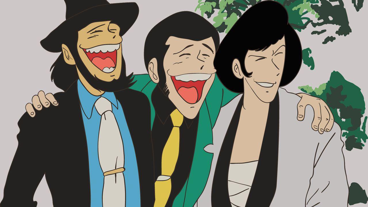 rubrica Lupin III e gli altri anime da recuperare a settembre su Amazon Prime Video