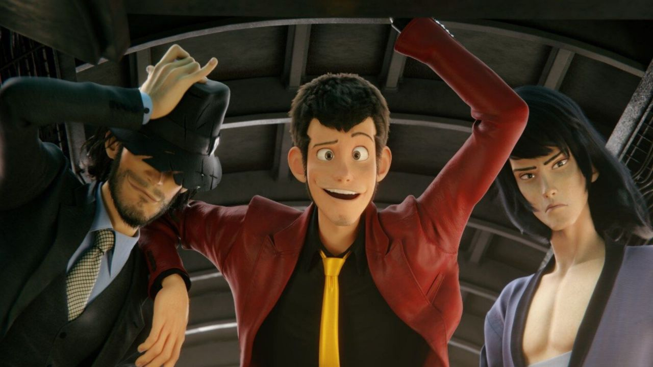 speciale Lupin III The First, alla scoperta dei doppiatori italiani del film