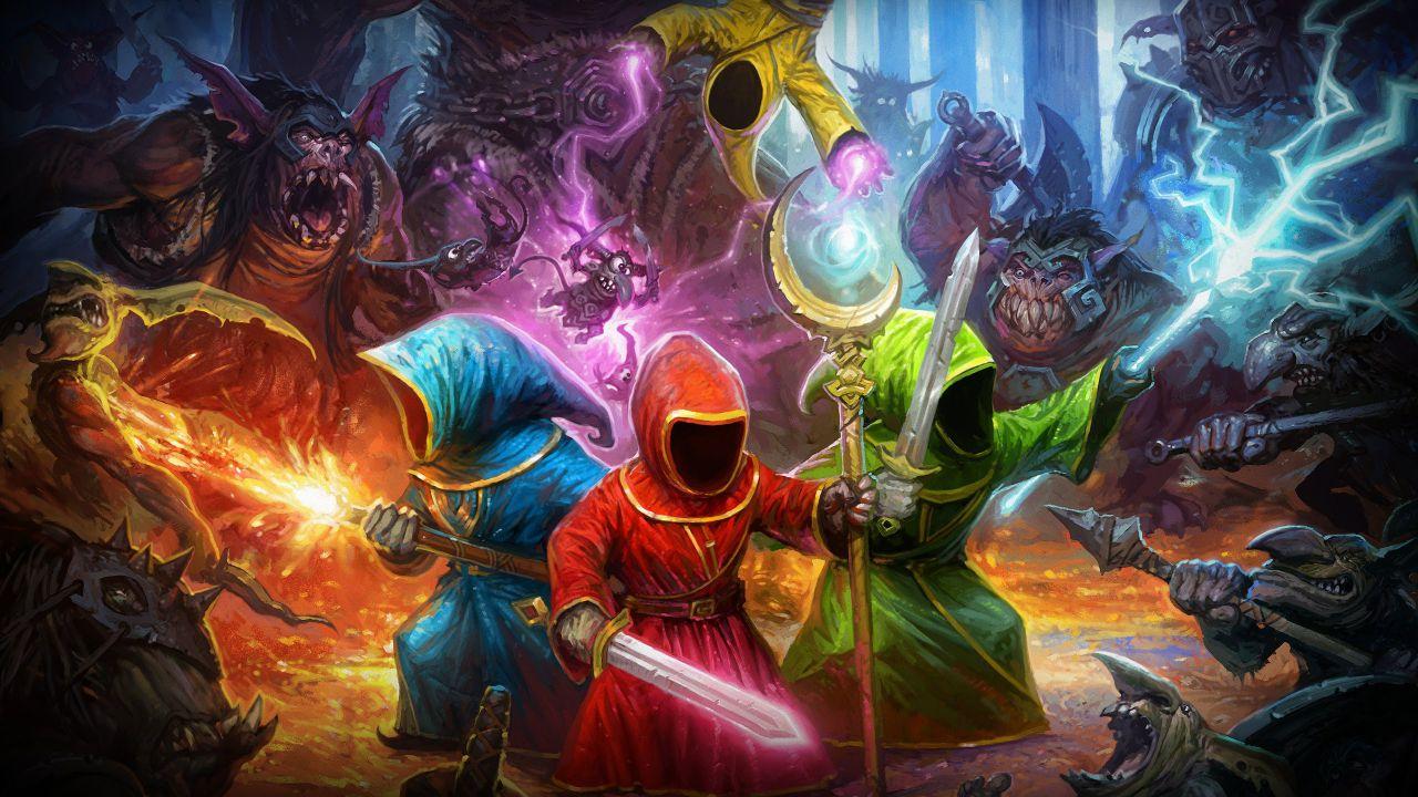 recensione Magicka: Wizard Wars