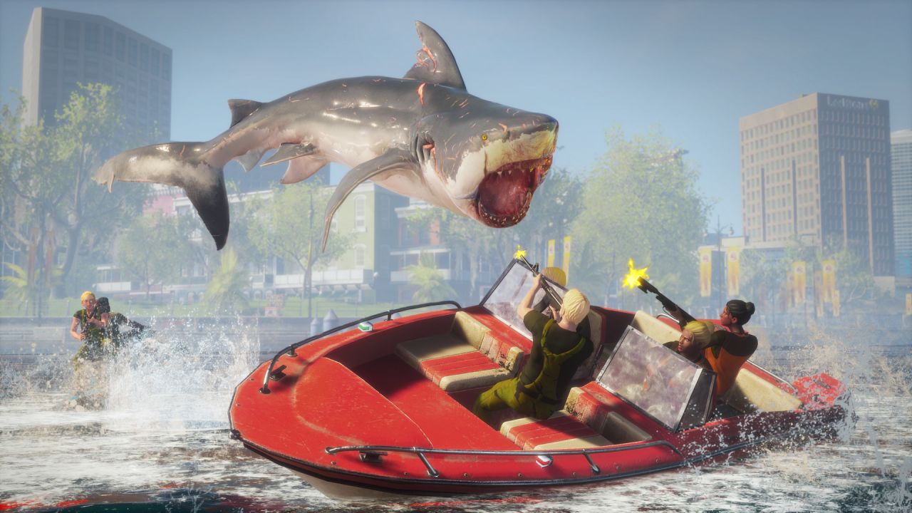 guida Maneater PS5 gratis su PlayStation Plus: i trucchi per i nuovi giocatori