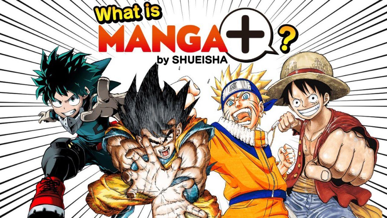 Manga Plus: da Demon Slayer a Naruto, i migliori manga sull'app gratuita