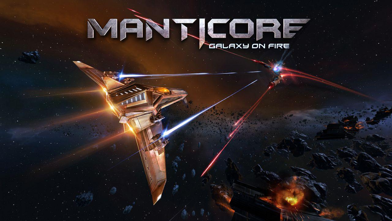 recensione Manticore Galaxy On Fire Recensione: esploriamo lo spazio profondo su Switch