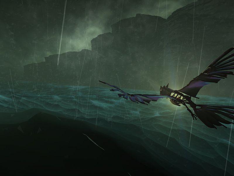 MARE: un gioco per Oculus Rift ispirato a ICO e The Last Guardian