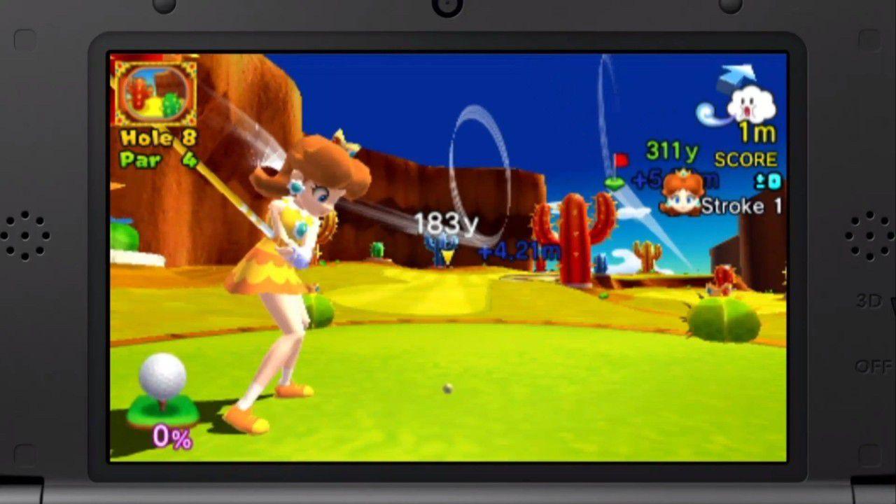 provato Mario Golf World Tour