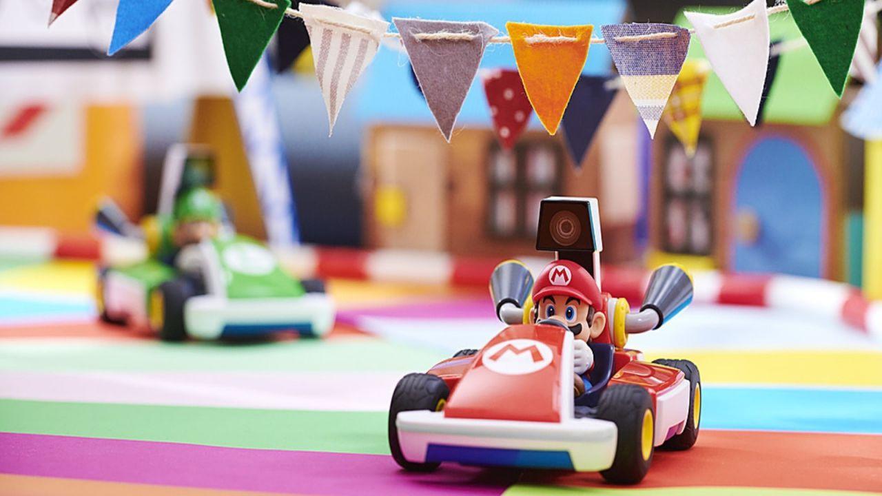 speciale Mario Kart Live Home Circuit, i bambini e la mia paura di guidare