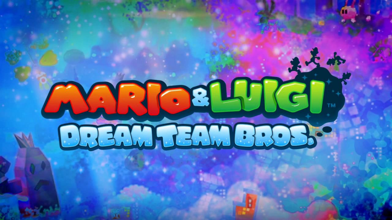 recensione Mario & Luigi Dream Team Bros.