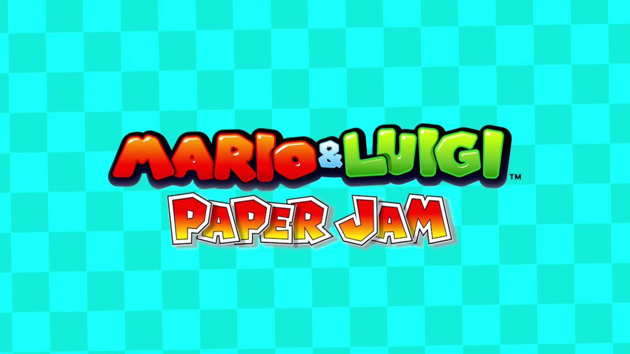 provato Mario & Luigi: Paper Jam Bros