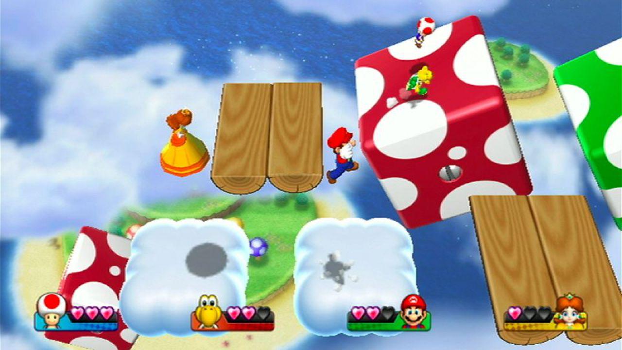 recensione Mario Party Island Tour