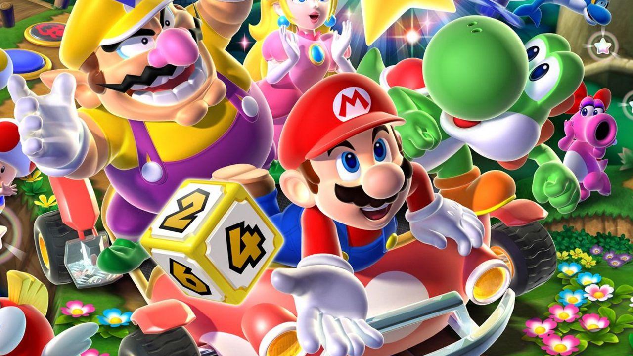 anteprima Mario Party Star Rush