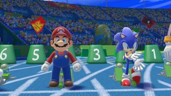 Mario & Sonic alle Olimpiadi di Rio 2016