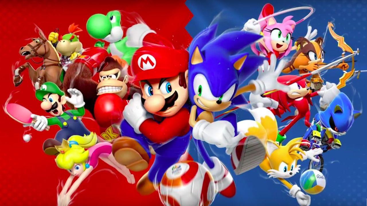 recensione Mario & Sonic ai Giochi Olimpici di Rio 2016