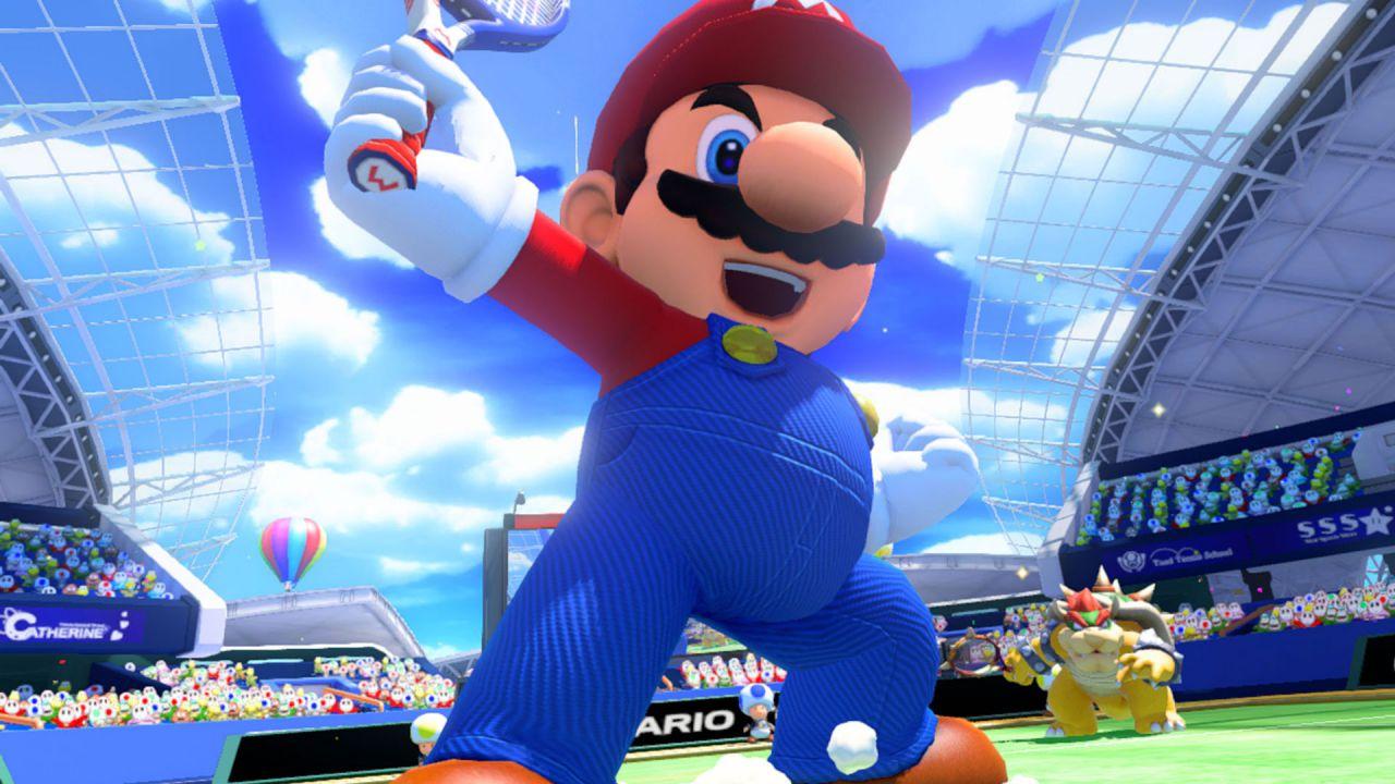 provato Mario Tennis: Ultra Smash