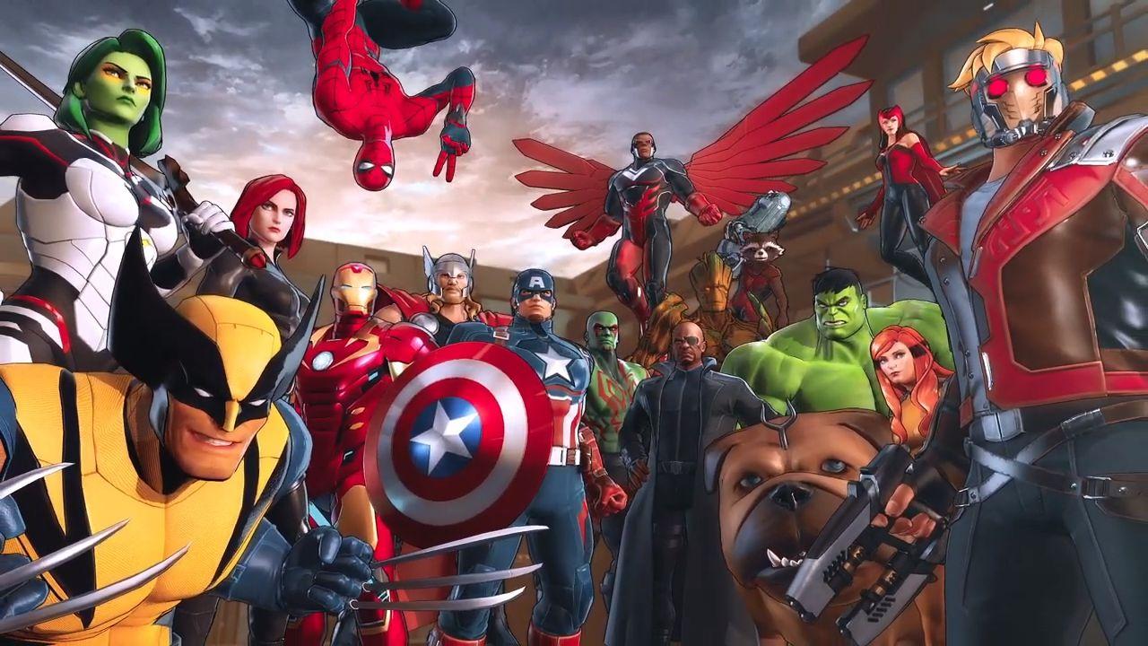 anteprima Marvel La Grande Alleanza 3 L'Ordine Nero: il ritorno dei supereroi