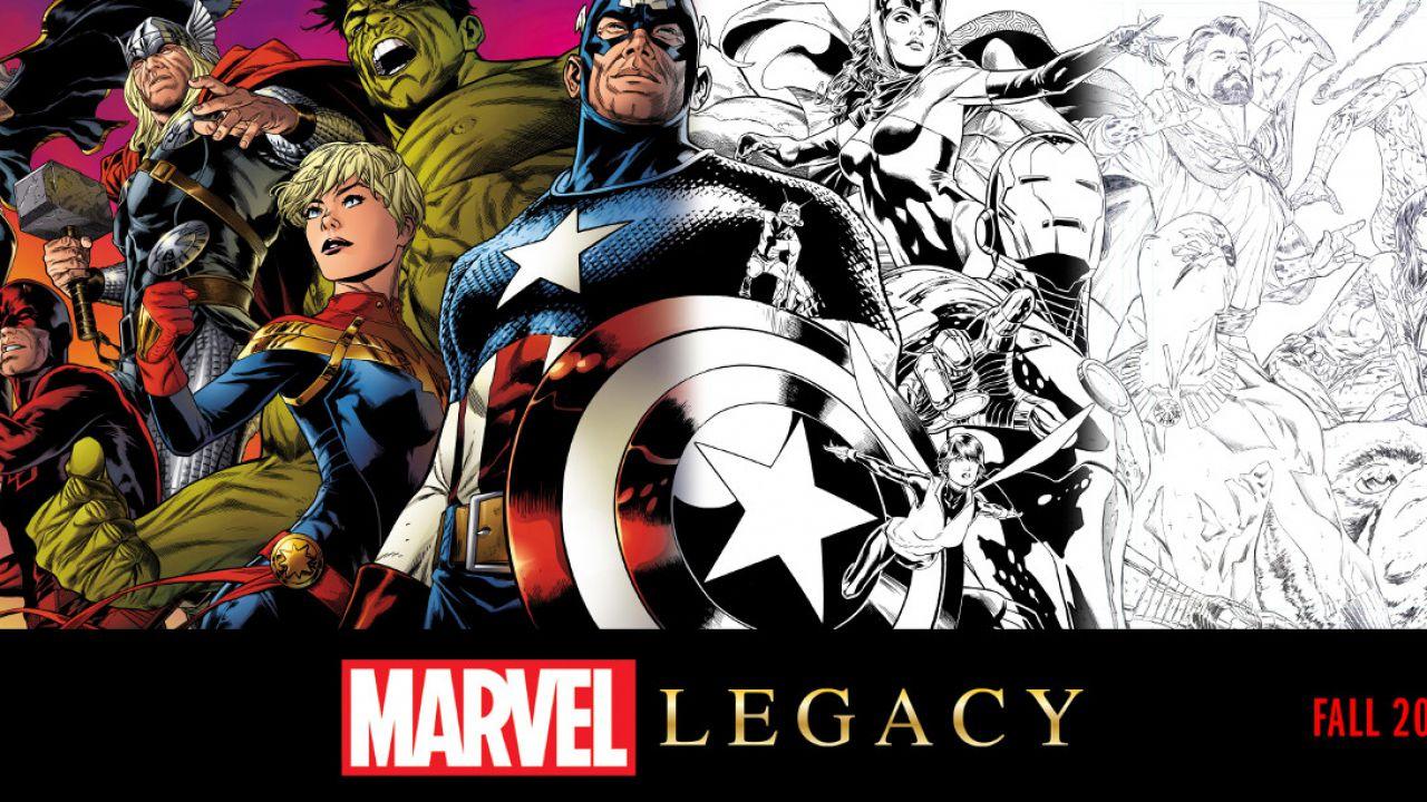 speciale Marvel Legacy Parte 2: tutto sulle principali testate della Casa delle Idee