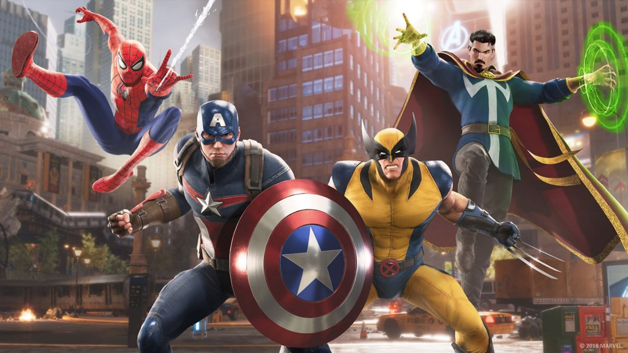 Marvel Powers United VR Recensione: supereroi in Realtà Virtuale