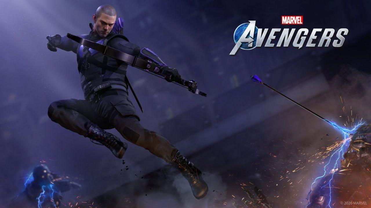 anteprima Marvel's Avengers: arrivano Clint Barton e le versioni PS5/Xbox Series X