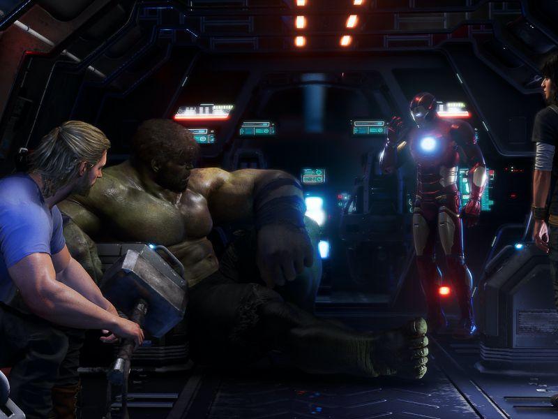Marvel's Avengers Guida: supereroi della beta