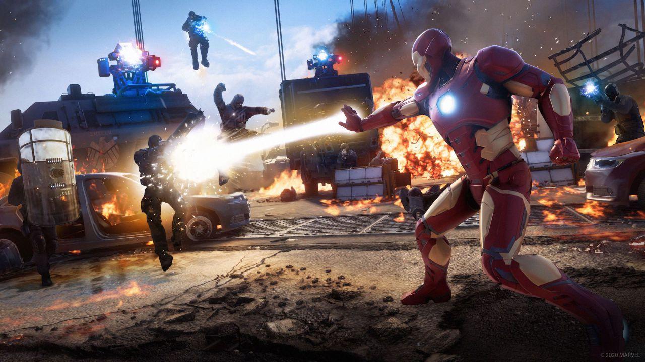 speciale Marvel's Avengers: un PC di fascia media per prestazioni 'Super'