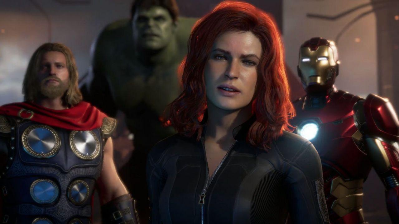 new products 630f6 8bc2b Marvel's Avengers: alla scoperta del gameplay con la demo E3
