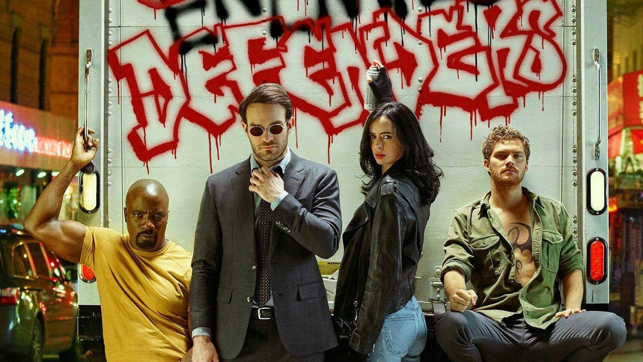 first look Marvel's The Defenders: primo sguardo alla serie degli eroi Netflix